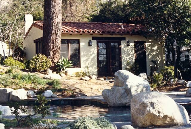 La casita for Casita plans for backyard