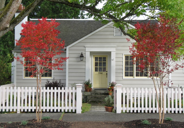 Wedgwood cape cod for 1940s homes exterior design